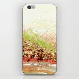 Miasma iPhone Skin