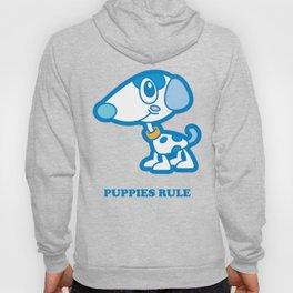 Puppies Rule Hoody