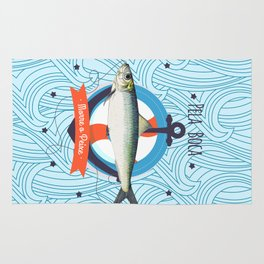 Sardine Rug