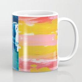 Desert Abstraction Coffee Mug