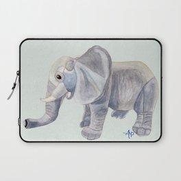 Cuddly Elephant II Laptop Sleeve