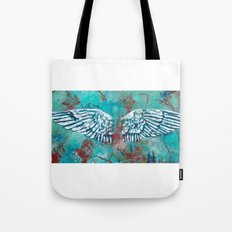 Created to Soar Tote Bag