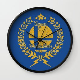 Project Melee Wall Clock