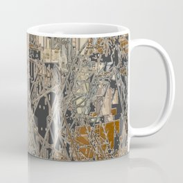 Steel factory II Coffee Mug