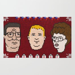 King of the Sweater Rug