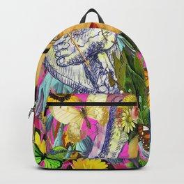 Frida Kahlo Alas Backpack