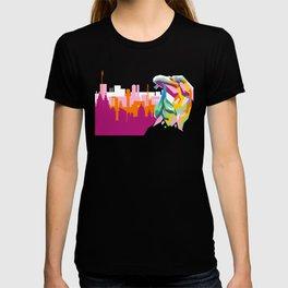 LIVERBIRD WPAP T-shirt