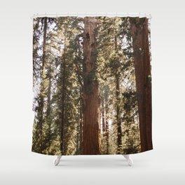 Sequoia National Park XIV Shower Curtain