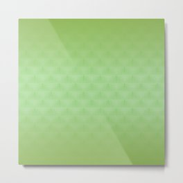 Softened Geometry 3 Metal Print