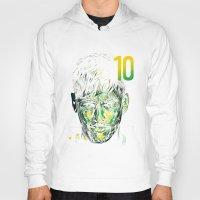 neymar Hoodies featuring NEYMAR JR by dan elijah g. fajardo