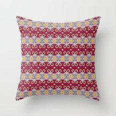 Mix&Match Indian Summer 02 Throw Pillow