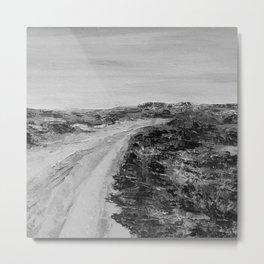 Las Salinas Metal Print