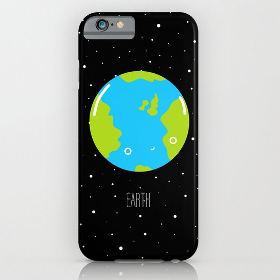 The Earth iPhone & iPod Case