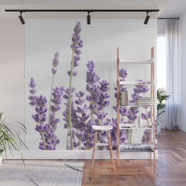 Purple Lavender #1 #decor #art #society6 Wall Mural
