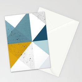 Modern Geometric 17 Stationery Cards
