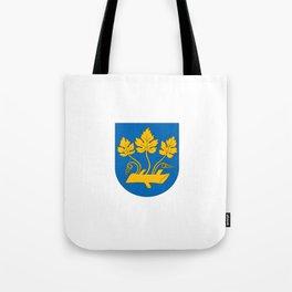 Flag of Stavanger Tote Bag