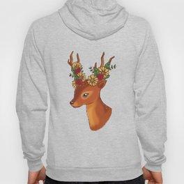 Flourishing Deer Hoody