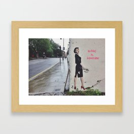 london no.2 Framed Art Print