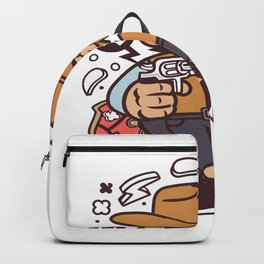 Cowboy Kidfor animated characters comics and pop culture lovers Backpack