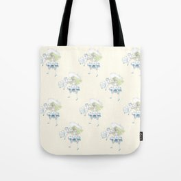 Lillie and Shiron Tote Bag