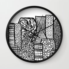 Where Are You Today? Wall Clock