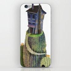 cactus mountains iPhone & iPod Skin