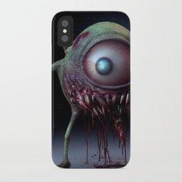Mike Wazowski iPhone Case