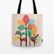 Tropical Groove Tote Bag