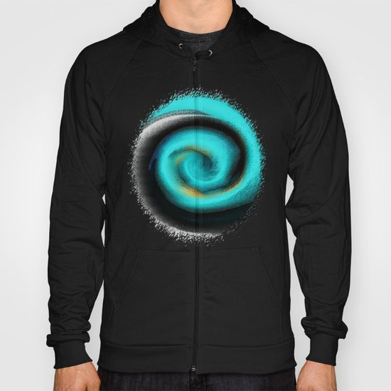 Pacific Glass Abstract Hoody