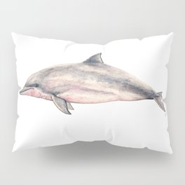 Tucuxi (Sotalia fluviatilis) Pillow Sham