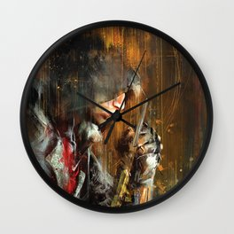 Jacob Frye Wall Clock