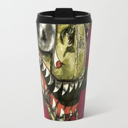 War Paint Travel Mug