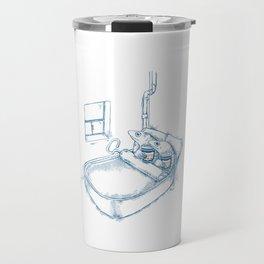 Cup O' Coffee NYC Style_sardines Travel Mug