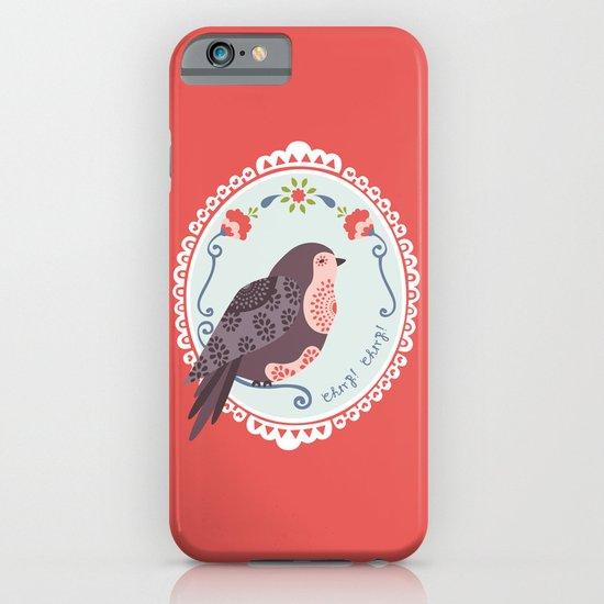 Signorina Pettirosso iPhone & iPod Case
