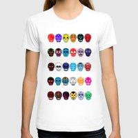 sugar skulls T-shirts featuring Sugar Skulls by pwrighteous