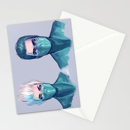 Frost and Sub Zero Stationery Cards