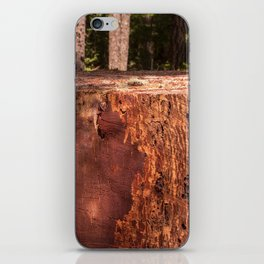Tree Table iPhone Skin