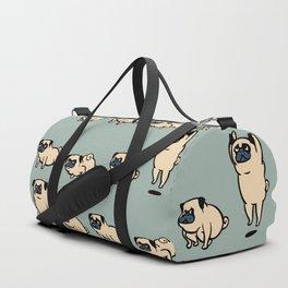 Pug Burpees Duffle Bag