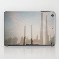 industrial iPad Cases featuring industrial by cristiana