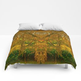 Our Golden Willow Comforters