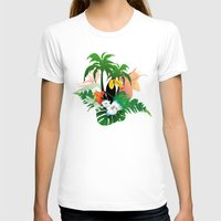 toucan T-shirts featuring Toucan by nicky2342