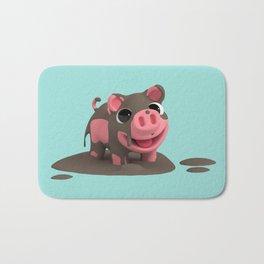 Rosa the Pig loves Mud Bath Mat