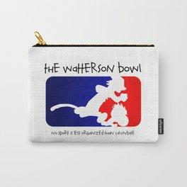 the wattrson bowl calvinball Carry-All Pouch