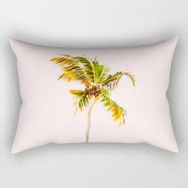 Lone Palm Rectangular Pillow