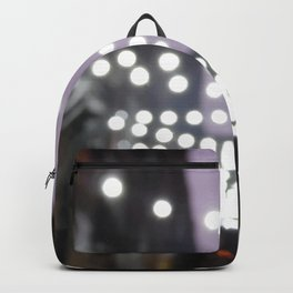 Scottish Photography Series (Vectorized)- Glasgow City Lights Backpack