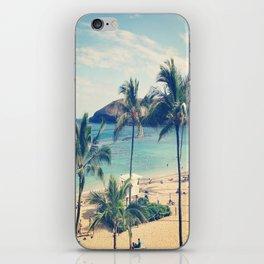 Hanauma Bay iPhone Skin