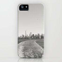 New York City Habor iPhone Case