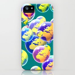 So many worlds iPhone Case