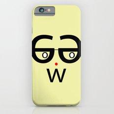 Neue Nerd Slim Case iPhone 6s