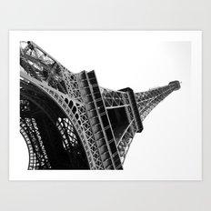 Eiffel Tower I Art Print